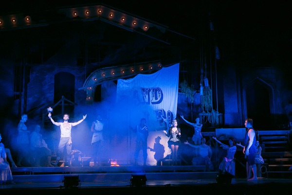 Photo Flash: Get a Magical First Look at PIPPIN at TUTS