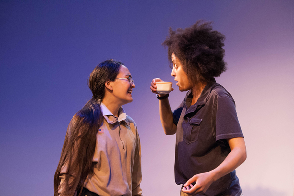 Photo Flash: First Look at TRUE RIGHT at New Ohio Theatre's Ice Factory Festival
