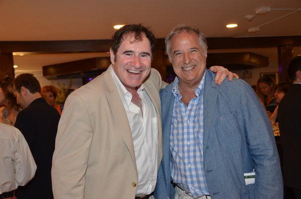Richard Kind and Stewart Lane