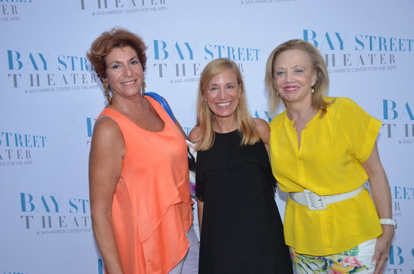 Emma Jacobs, Tracy Mitchell and Barbara Kushner