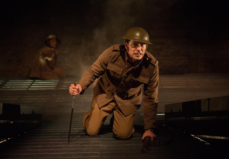 BWW Review: Design Steals the Show in Soulpepper's VIMY