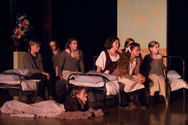 Photo Coverage: First look at Pickerington Community Theatre's ANNIE