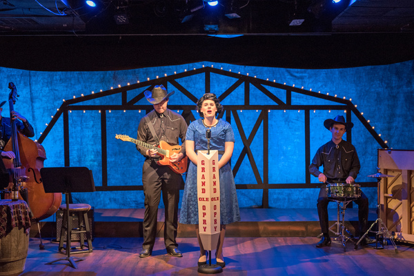 Photo Flash: First Look at A CLOSER WALK WITH PATSY CLINE at TexARTS