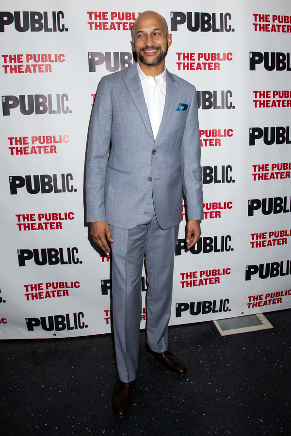 Photo Coverage: Public Theater Celebrates Opening Night of HAMLET with Oscar Isaac & More!