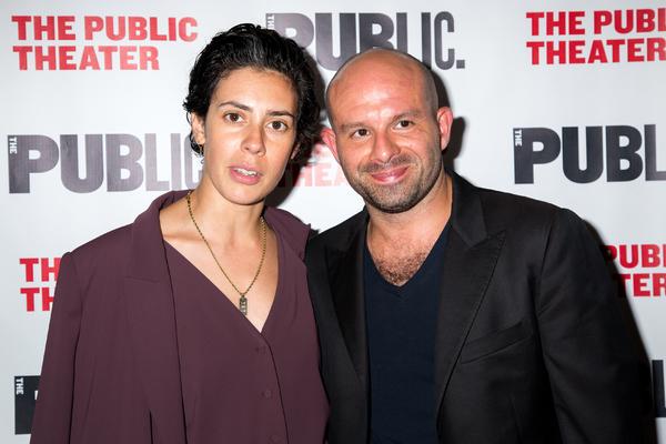 Roberta Colindrez, Anatol Yusef Photo