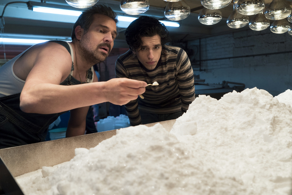 Photo Flash: Meet the New Kings of Cocaine: NARCOS Season Three