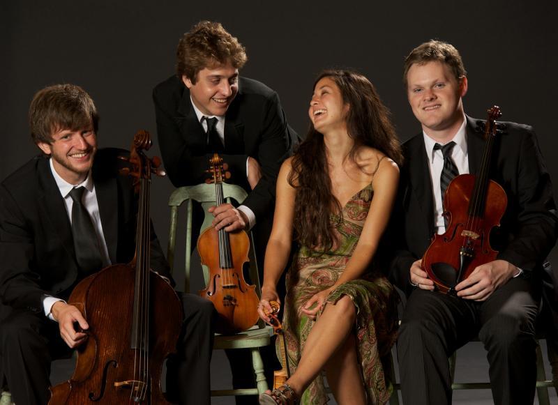 Aeolus String Quartet, Ben Kono Group to Make Music Mountain Debuts This August