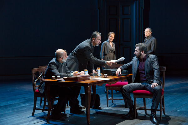 Mission Accomplished! OSLO Takes its Final Broadway Bow Today