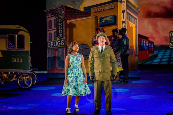 Photo Flash: First Look at Caroline Bowman, Tim Rogan and More in ALL SHOOK UP at The Muny