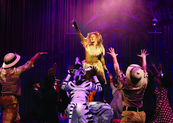Photo Flash: MADAGASCAR – A Musical Adventure Comes to Chicago Shakespeare