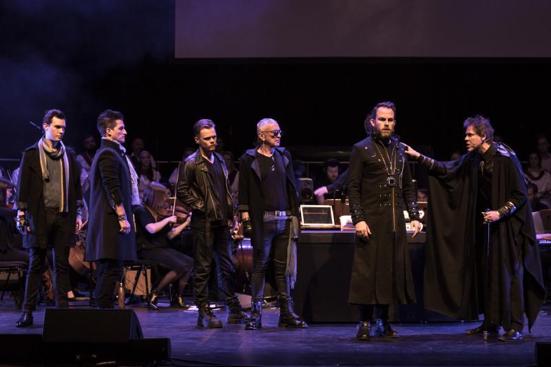 BWW Review: Music Theatre Melbourne Presents Jon English's PARIS