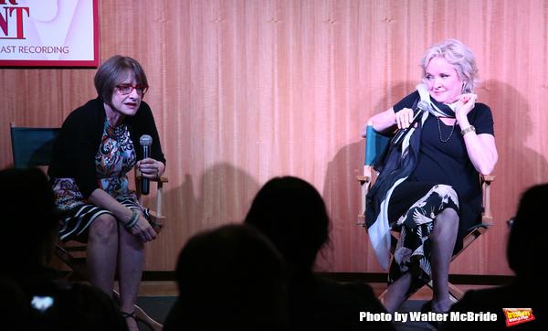 Photo Coverage: Patti LuPone & Christine Ebersole Discuss WAR PAINT CD Release