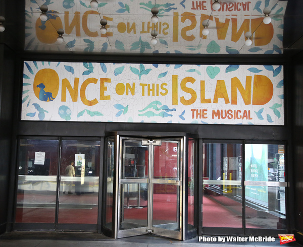 Up On The Marquee: ONCE ON THIS ISLAND