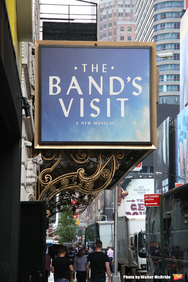 Up On The Marquee: THE BAND'S VISIT