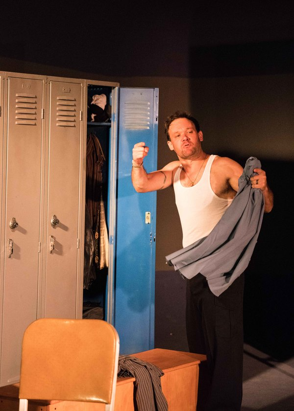 Photo Flash: A STEADY RAIN Continues to Fall with Extension at Hollywood Fringe