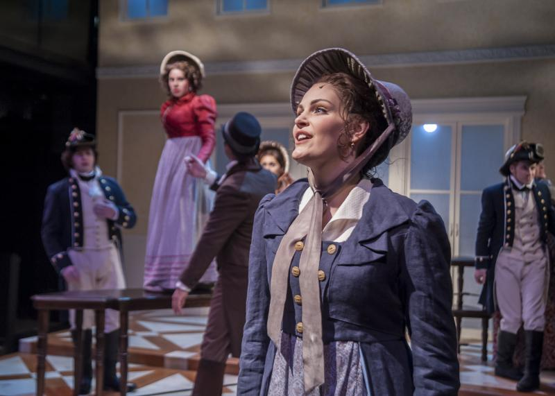 BWW Review: Taproot's Sweet PERSUASION Brims with Potential