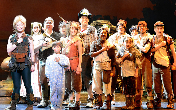 Photo Flash: PETER PAN Flies Into Cabrillo Music Theatre