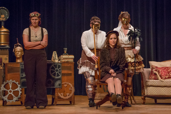 Photo Coverage: First look at Grandview Carriage Place Players' MY FAIR LADY