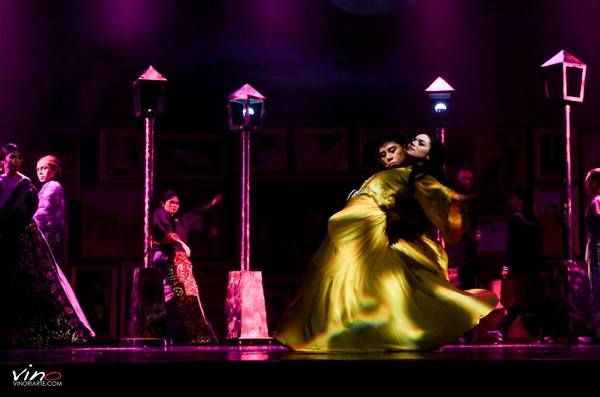 Photo Flash: First Look at Philippine Stagers Foundation's OBRA NI JUAN