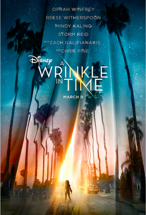 VIDEO: Disney Shares First Look at Teaser Trailer & Poster for A WRINKLE IN TIME