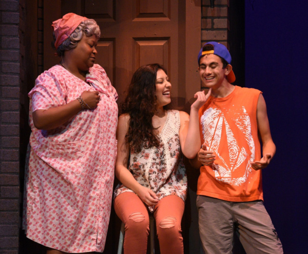 Photo Flash: High-Energy IN THE HEIGHTS Opens at Adrian's Croswell Opera House
