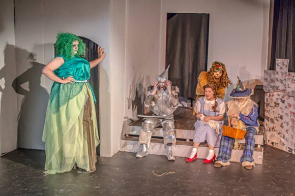 Photo Flash: Summer Orlando Becomes First Male Actor to Play 'Dorothy' in THE WIZARD OF OZ