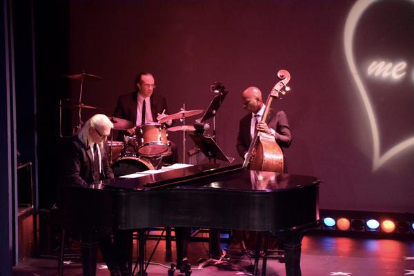 Ron Abel, Rex Benincasa and Richie  Goods