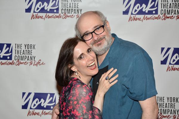 Stephanie D'Abruzzo and Craig Shemin Photo