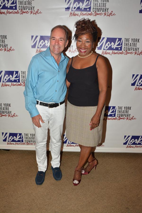 Photo Coverage: ME & ELLA Opens at The York Theatre Company