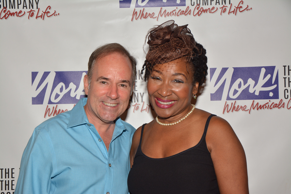 Stephen Flaherty and Andrea Frierson