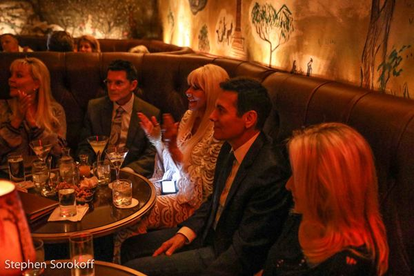 Photo Coverage: Michael Feinstein Surprises Michael Masci at Bemelmans Bar