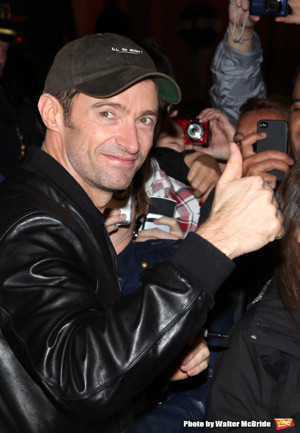 Despite Reports, Hugh Jackman Will Not Play 'Scar' in LION KING Remake