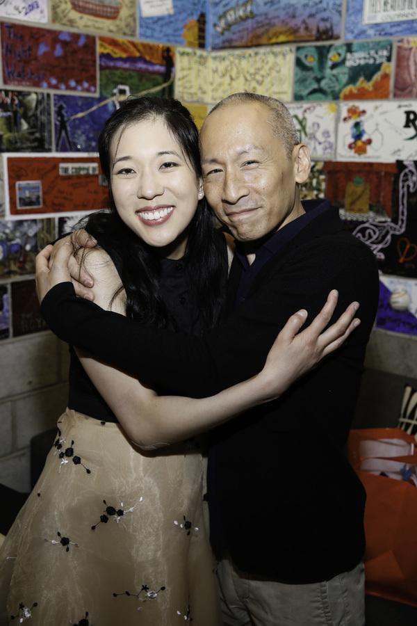Stephenie Soohyun Park and Francis Jue