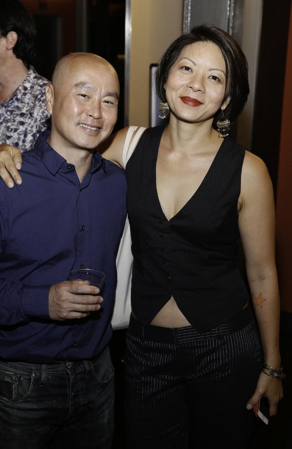 C.S. Lee and Celeste Den Photo