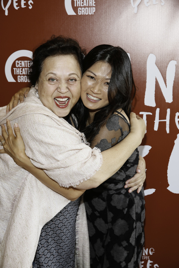 Amy Hill and Michelle Krusiec
