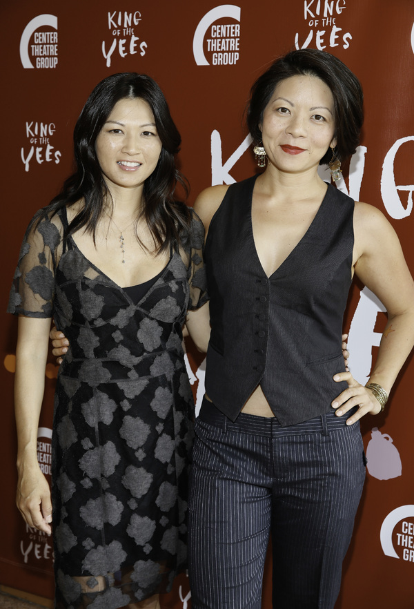 Michelle Krusiec and Celeste Den