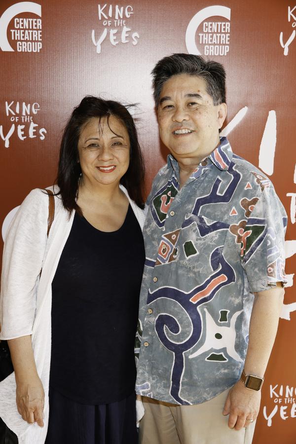 Susan Mayeda and Dan Mayeda