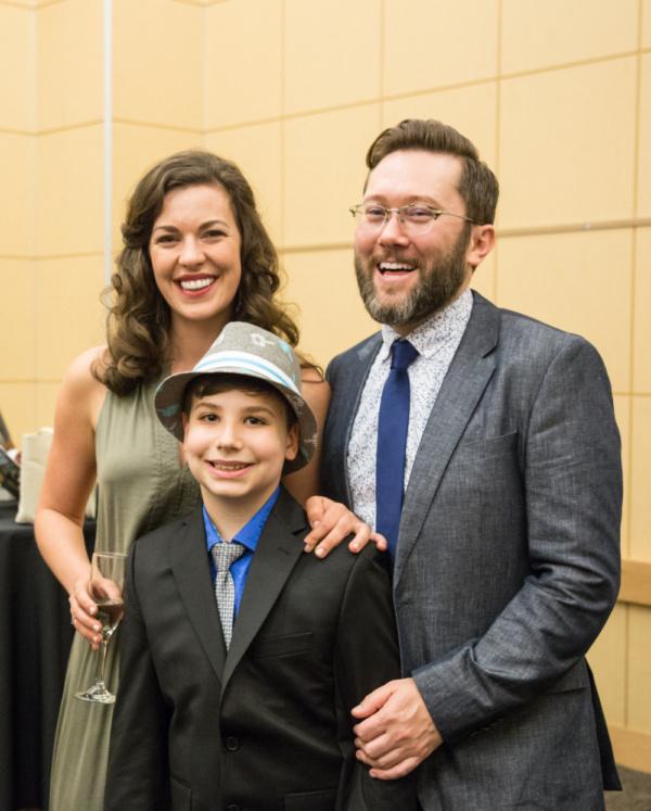 Amy Blackman, Stanley Bahorek, Joshua Turchin