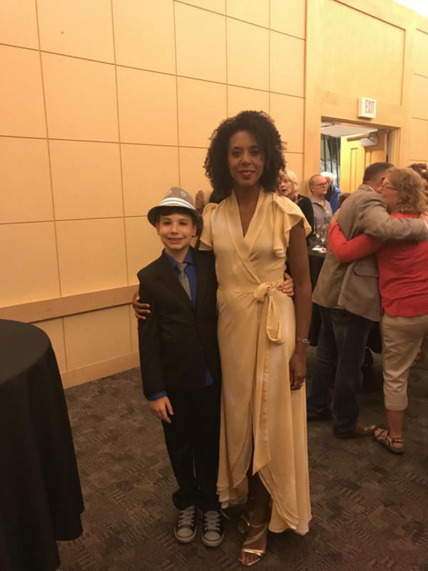 Joshua Turchin, Christina Acosta Robinson