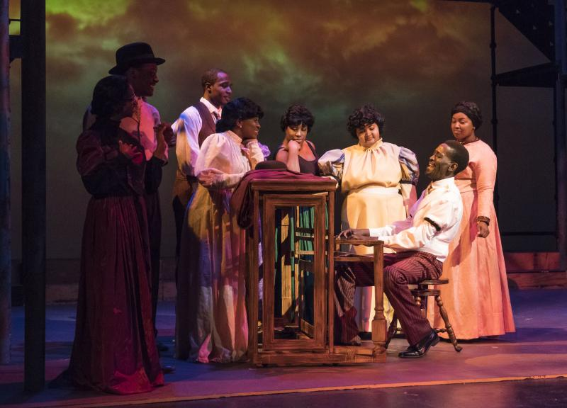 BWW Review: RAGTIME at Theatre Tuscaloosa Touches Your Heart With The American Dream