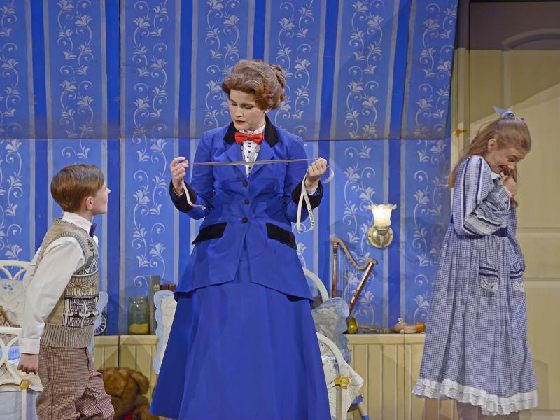 BWW Review: Jolly Good MARY POPPINS Flies Into Musical Theatre West