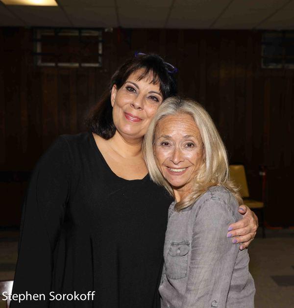 Photo Coverage: Christine Pedi Fills Mr. Finn's Cabaret With Celebrities