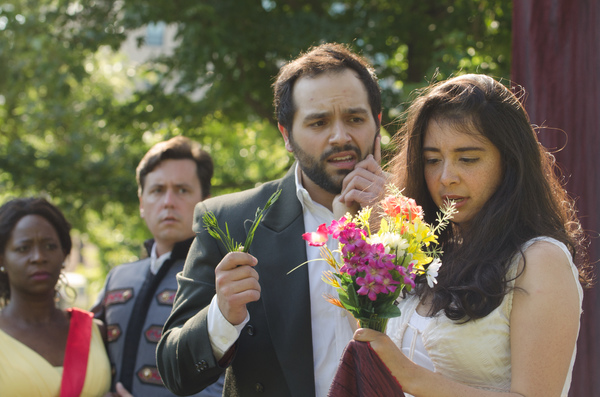 Photo Flash: First Look at Midsommer Flight's Touring HAMLET