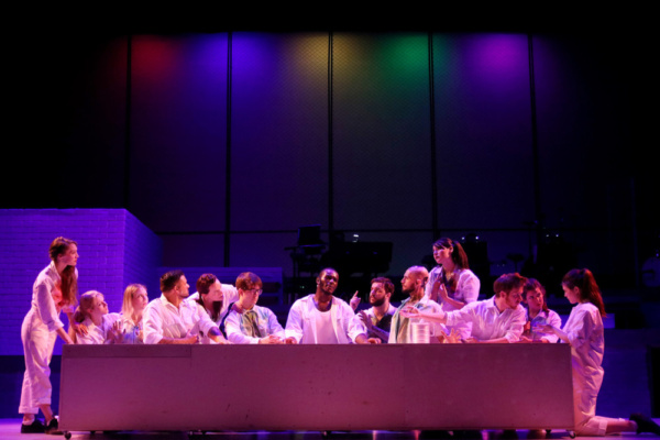 Photo Flash: First Look at A.D. Players' Unique Interpretation of GODSPELL