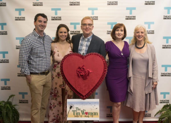 Doogin Brown, Kayla Kennedy, Sean Grennan, Erin Noel Grennan and Annabel Armour