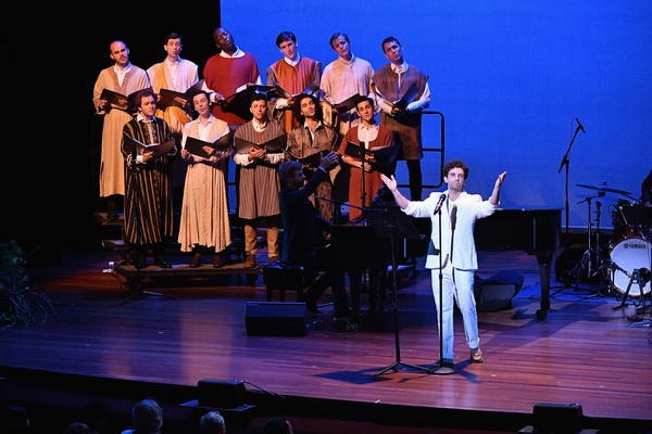 Photo Flash: Broadway Stands Up for Freedom with the NYCLU!