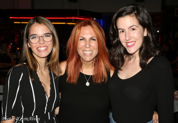 Ruby Locknar, Victoria Shaw, Ava Locknar