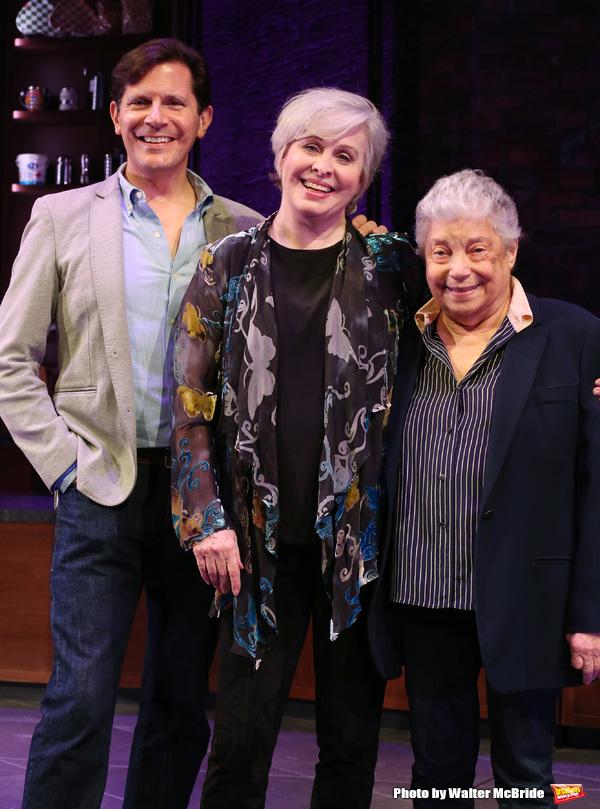 Peter Fylnn, Nancy Opel and Bobby Goldman