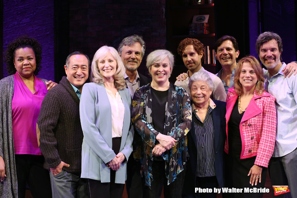 Aisha De Haas, Alan Muraoka, Elizabeth Ward Land, Ken Land, Nancy Opel, Bobby Goldman Photo