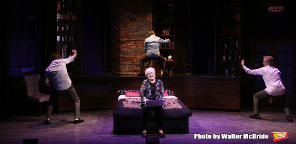 Photo Coverage: Nancy Opel & CURVY WIDOW Company Prepare for Off Broadway!